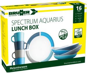 Brunner Lunch Box 16-tlg. Aquarius