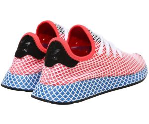 Adidas Originals Sneaker DEERUPT RUNNER CQ2624 Rot Blau, Schuhgröße:43 13