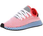 hot sale online 85335 40240 Adidas Deerupt Runner solar redsolar redbluebird