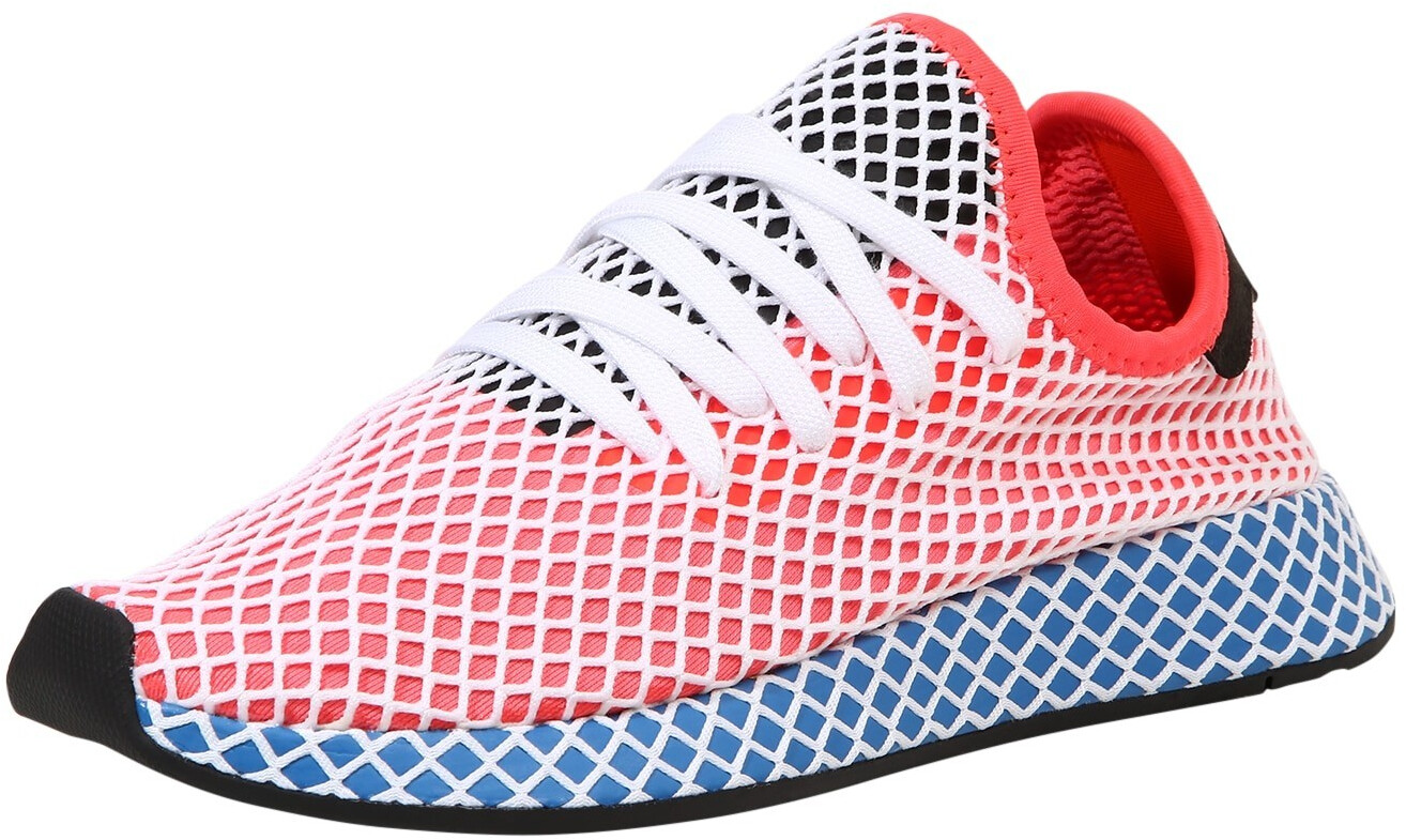 chaussure adidas deerupt runner noir