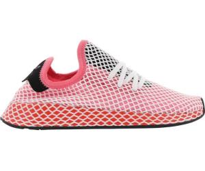 cb5db7f91702e Adidas Deerupt Runner Women chalk pink/chalk pink/bold orange ab 63 ...