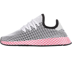 Adidas Deerupt Runner Women core black/core black/chalk pink ...