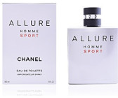 Chanel Allure Homme Sport Eau De Toilette Au Meilleur Prix Sur Idealofr