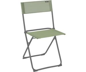 Lafuma Chaise pliante Balcony au meilleur prix sur idealo.fr