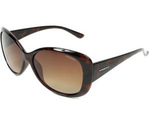 Polaroid Damen Sonnenbrille » P8317«, braun, 0BM/LA - braun/braun