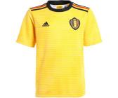 adidas Belgien Herren Heim Trikot EM 2020 rotgelb