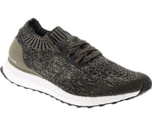 ULTRA BOOST UNCAGED - Laufschuh Neutral - carbon/core black/footwear white kjh4s