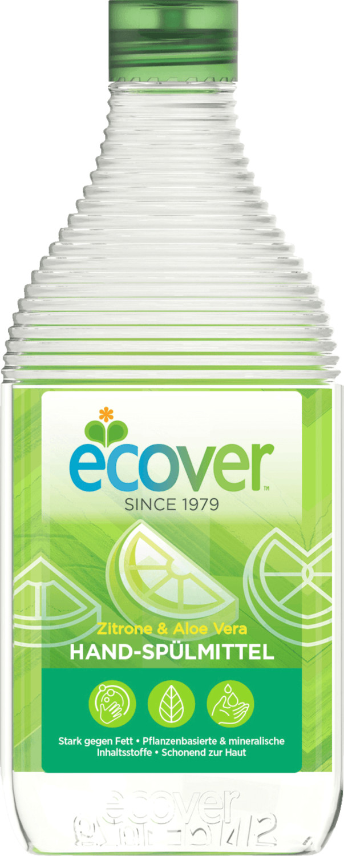 Ecover Geschirrspülmittel Zitrone-Aloe Vera (450 ml)