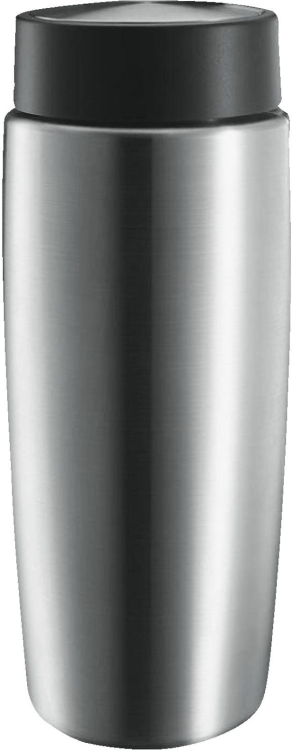 Image of Jura Brushed Steel Thermos Flask 0.6 L