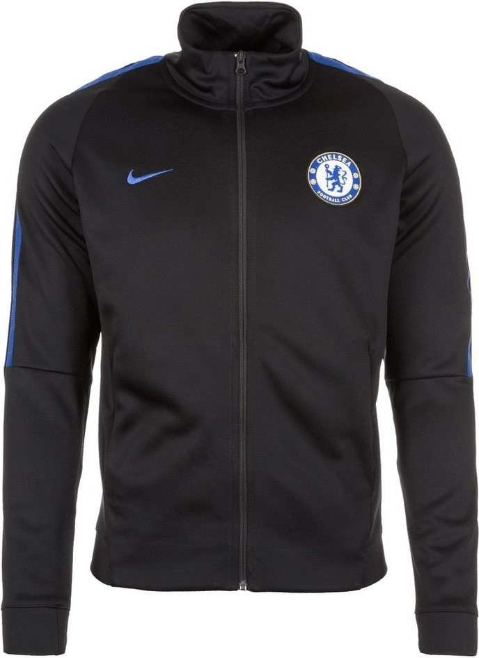 Nike FC Chelsea London Franchise Jacke black/ru...