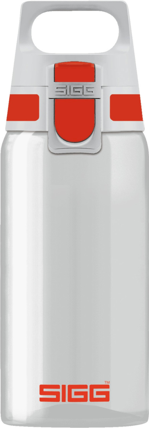Image of SIGG Total Clear One 0,5L Red