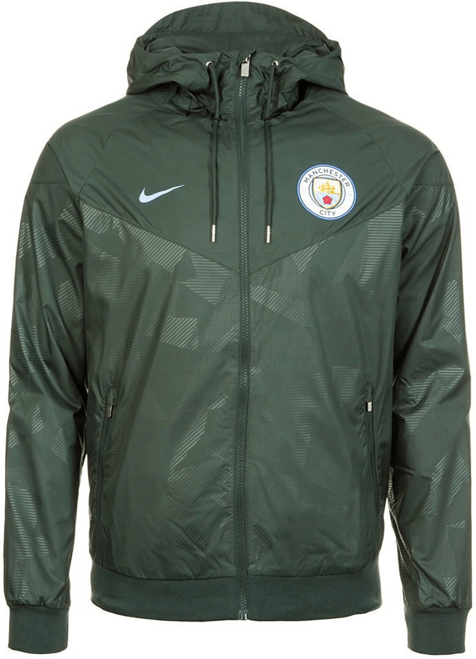 Nike Manchester City Authentic Windrunner Jacke...