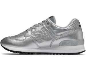 New Balance WL574 metallic silver/grey (WL574NRI) ab € 100,00 ...