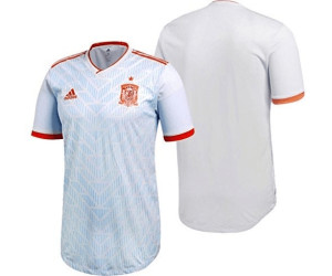 huge discount 71905 c2f8e Buy Adidas Spain Away Authentic Shirt 2018 from £69.99 ...