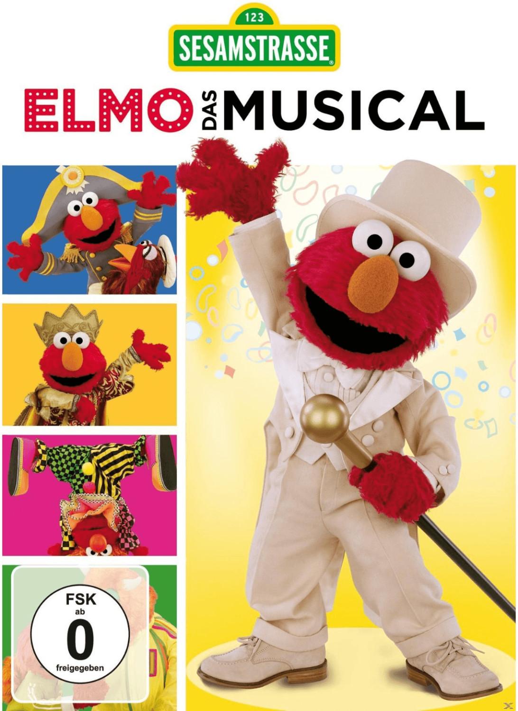 Sesamstrasse - Elmo - das Musical [DVD]