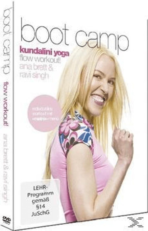 Boot Camp - Kundalini Yoga [DVD]