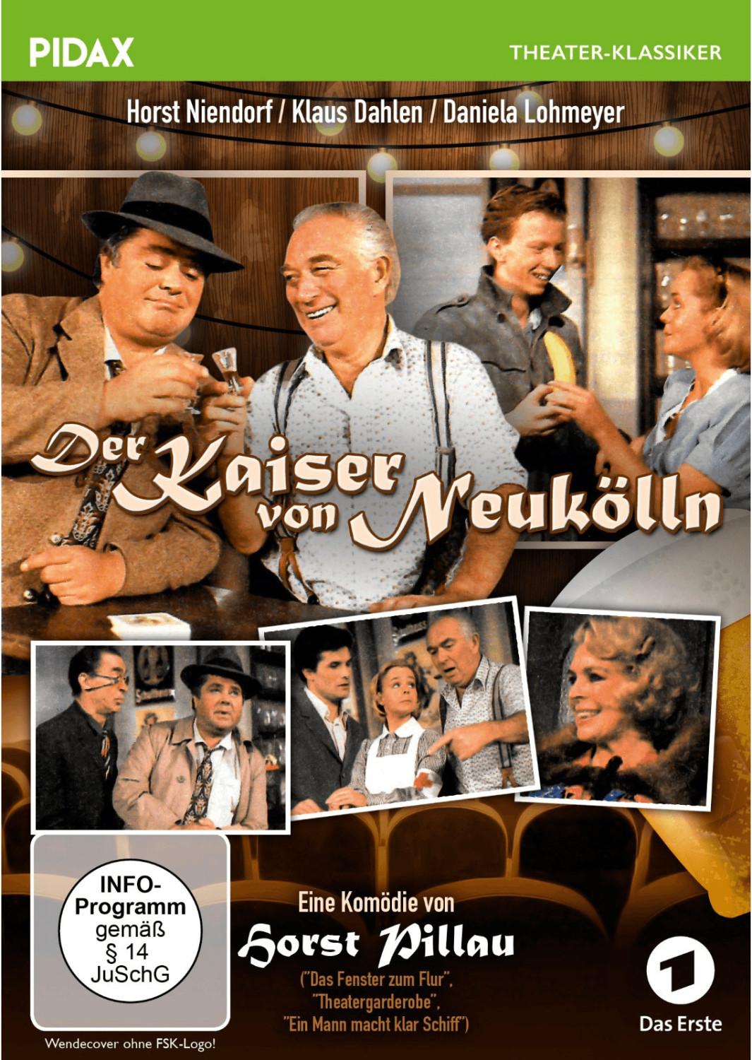 Der Kaiser von Neukölln [DVD]