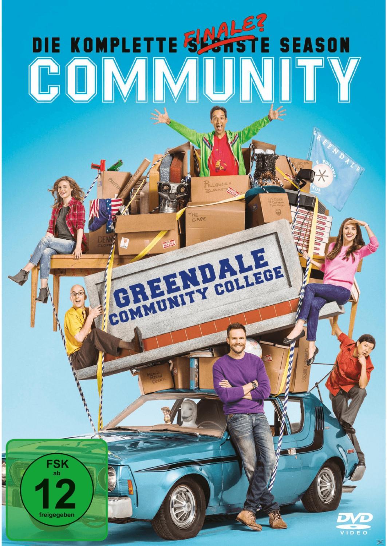 Community - Staffel 6 [DVD]