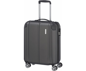 Trolley + Koffer City 4-Rad Trolley S Grün (40 Liter) Travelite 3QlwS4