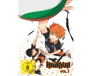 Haikyu!! Vol.1 - Episode 01-06 [DVD]