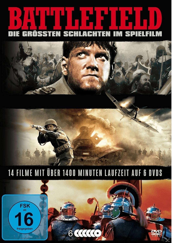 Battlefield - Die größten Schlachten im Spielfi...