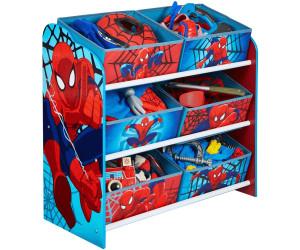 Worlds Apart 6 Boxen Regal Spiderman Ab 41 99 Preisvergleich Bei