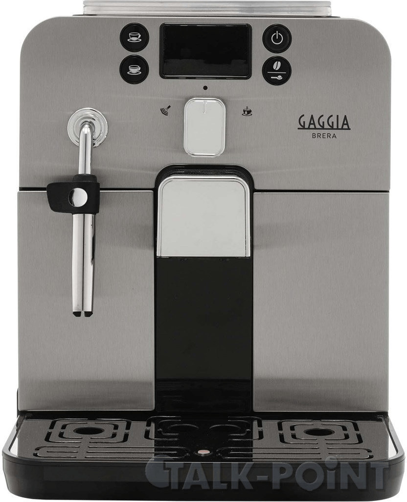 Image of Gaggia Brera black