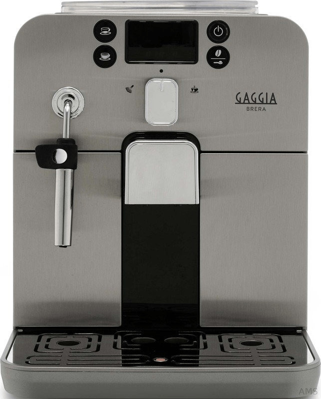 Image of Gaggia Brera Stainless Steel