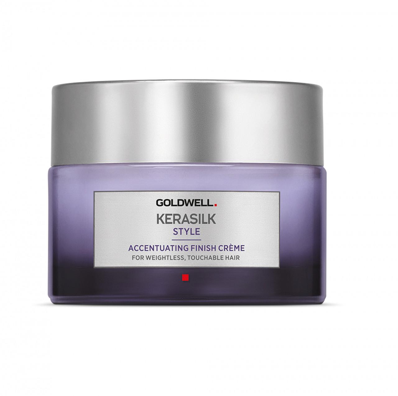 Goldwell Kerasilk Style veredelnde Finish Crème...