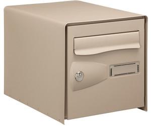 decayeux bo te aux lettres eolys double face beige au. Black Bedroom Furniture Sets. Home Design Ideas
