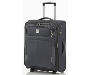 Trolley + Koffer Nonstop 2-Wheel Trolley S Expandable Anthracite (44 Liter) Titan ArounUE