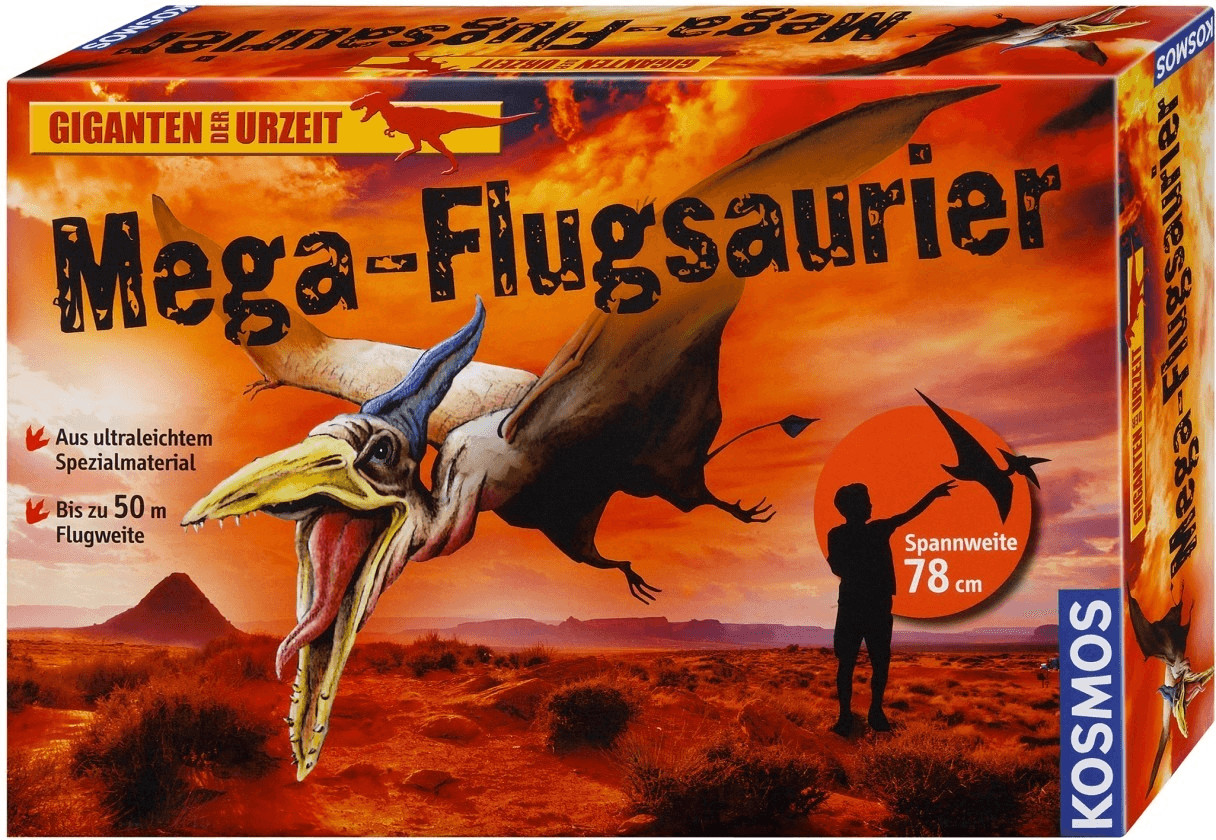 Kosmos Mega-Flugsaurier