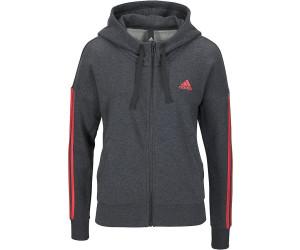 Adidas Essentials 3-Streifen Kapuzenjacke Frauen