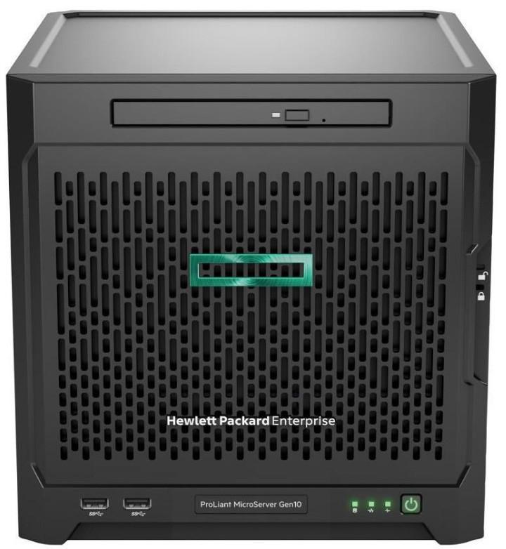 Hewlett-Packard HP ProLiant MicroServer Gen10 (...