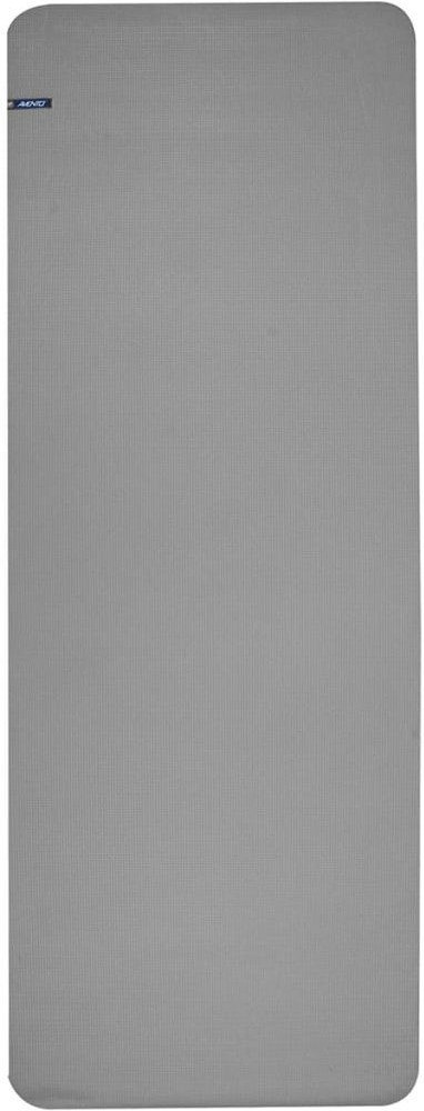Avento Esterilla de Yoga y Fitness Medida 173x61 cm Color Gris PVC 41VH-GRB-Uni