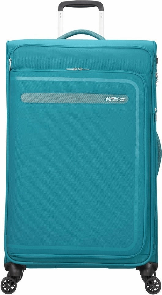 American Tourister Airbeat 4 Wheel Trolley 80 cm sky blue
