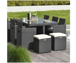 dcb garden salon de jardin encastrable 10 personnes au. Black Bedroom Furniture Sets. Home Design Ideas