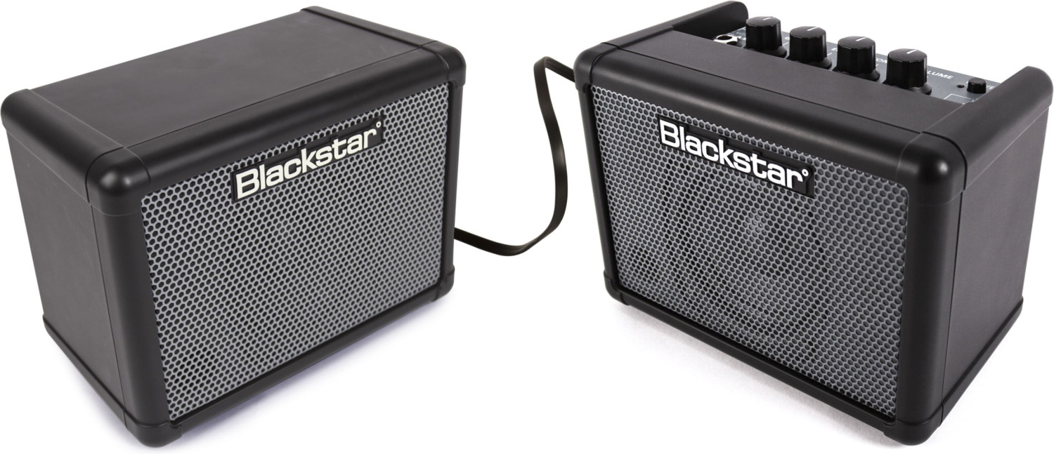 Image of Blackstar Fly 3 Bass Stereo Pack