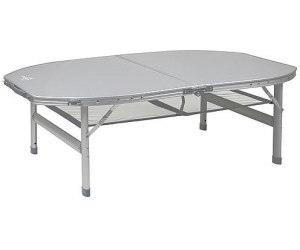 Bo camp premium ovaler tisch 120 x 80 cm ab 77 90 u20ac preisvergleich