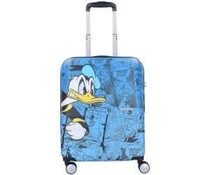 American Tourister Wavebreaker Spinner 55 cm donald duck au meilleur ... 36627453fef