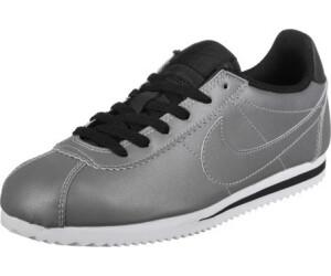 100% authentic 2da9e 5d5ea Nike Cortez Leather GS reflect silverwhiteblackreflect silver