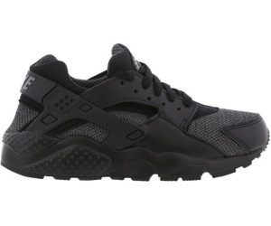 new style 2a3d4 09923 Nike Huarache Run GS black dark grey