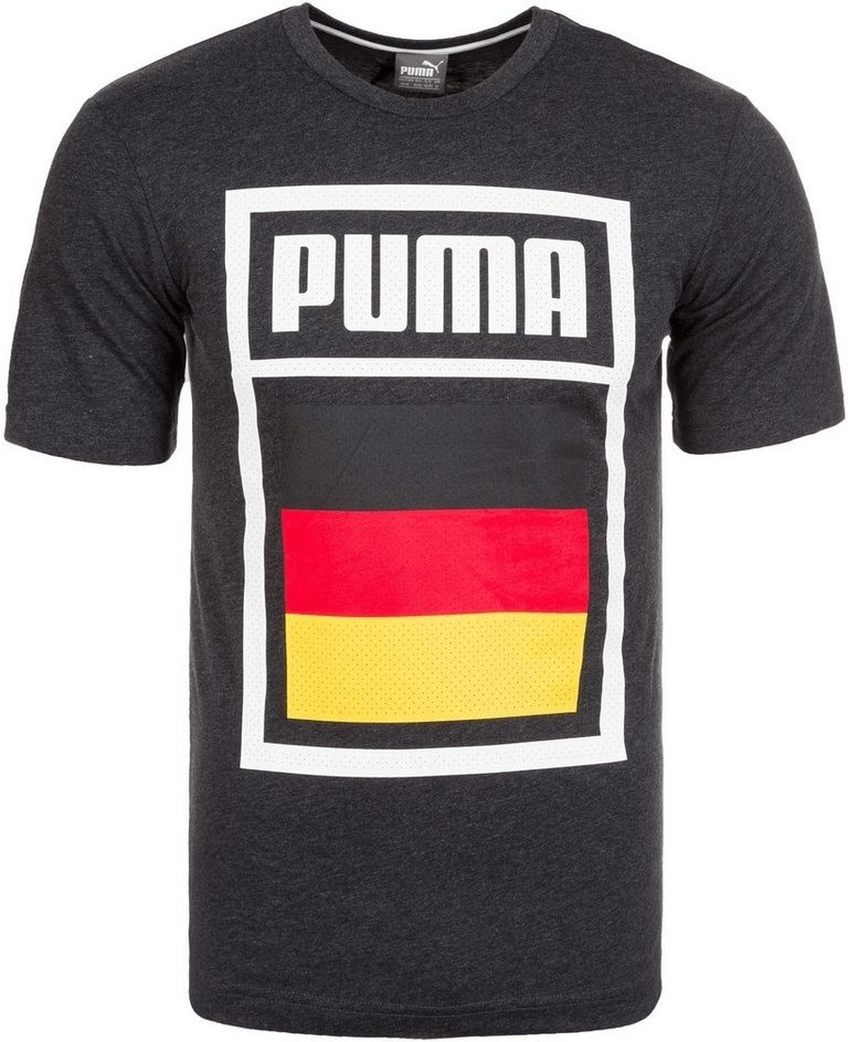 Puma Forever Football Country T-Shirt WM 2018