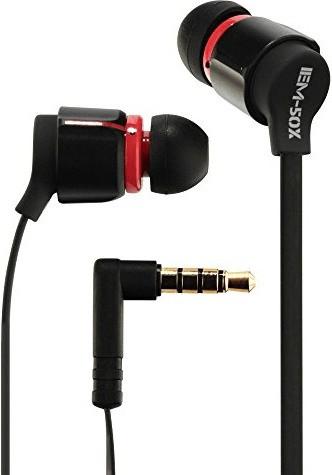 Lindy 20396 Auriculares in-ear con ajuste de bajos
