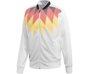 picked up recognized brands top brands Adidas Deutschland Identity Trainingsjacke white/black ab 25 ...