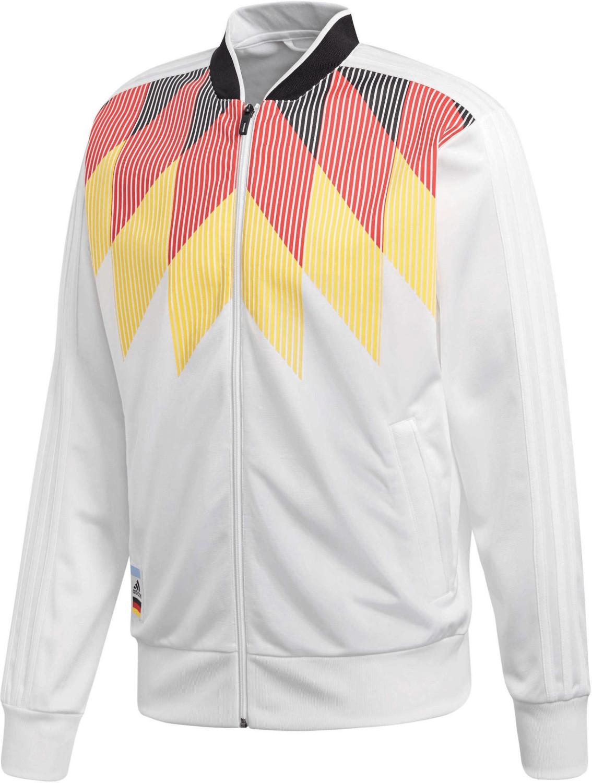 Adidas Deutschland Identity Trainingsjacke whit...