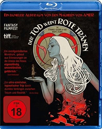 Der Tod weint rote Tränen (Neuauflage) [Blu-ray]