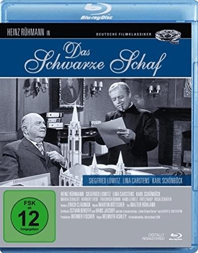 Das schwarze Schaf [Blu-ray]