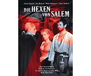 Die Hexen von Salem [Blu-ray]