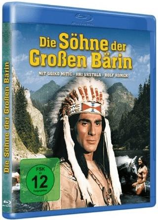 Die Söhne der grossen Bärin [Blu-ray]